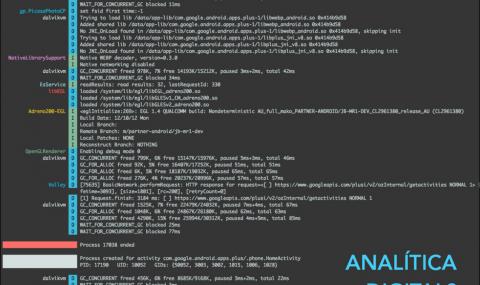 Google IO Extended 2015 – Analytics para Desarrolladores