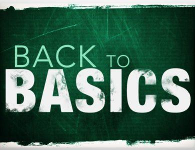 Back to Basics: Recolección de Datos